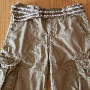 Sz 10 husky cargo shorts